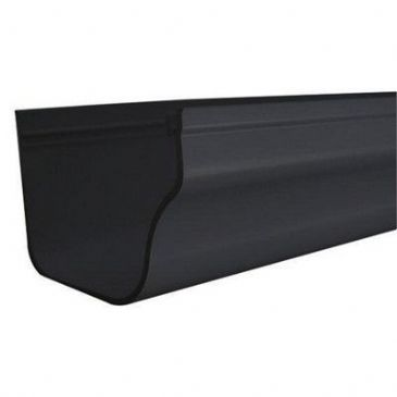DLS HOLIDAY HOME GUTTER 2M GRAPHITE